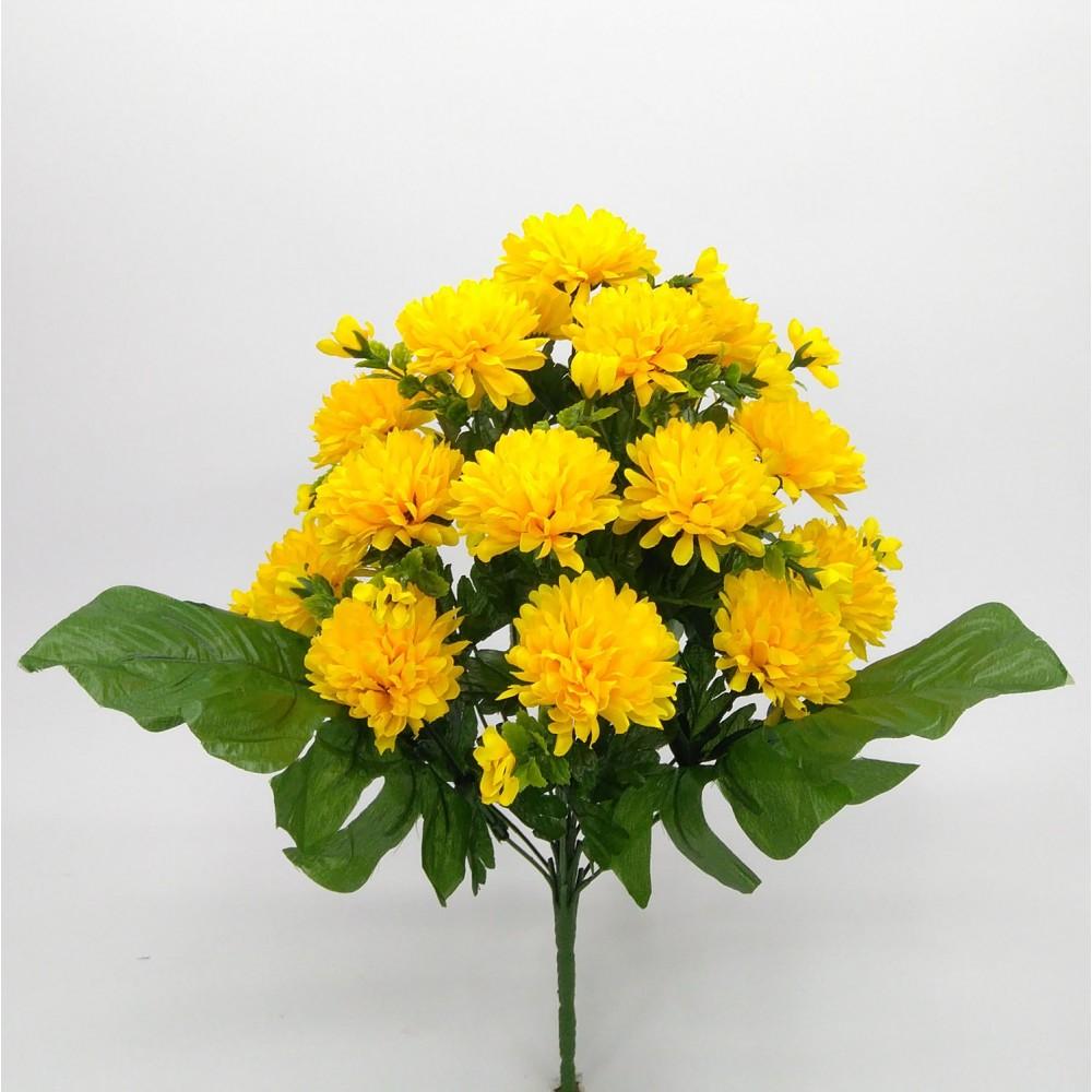 Хризантема листок 18-ка Артикул: 41355