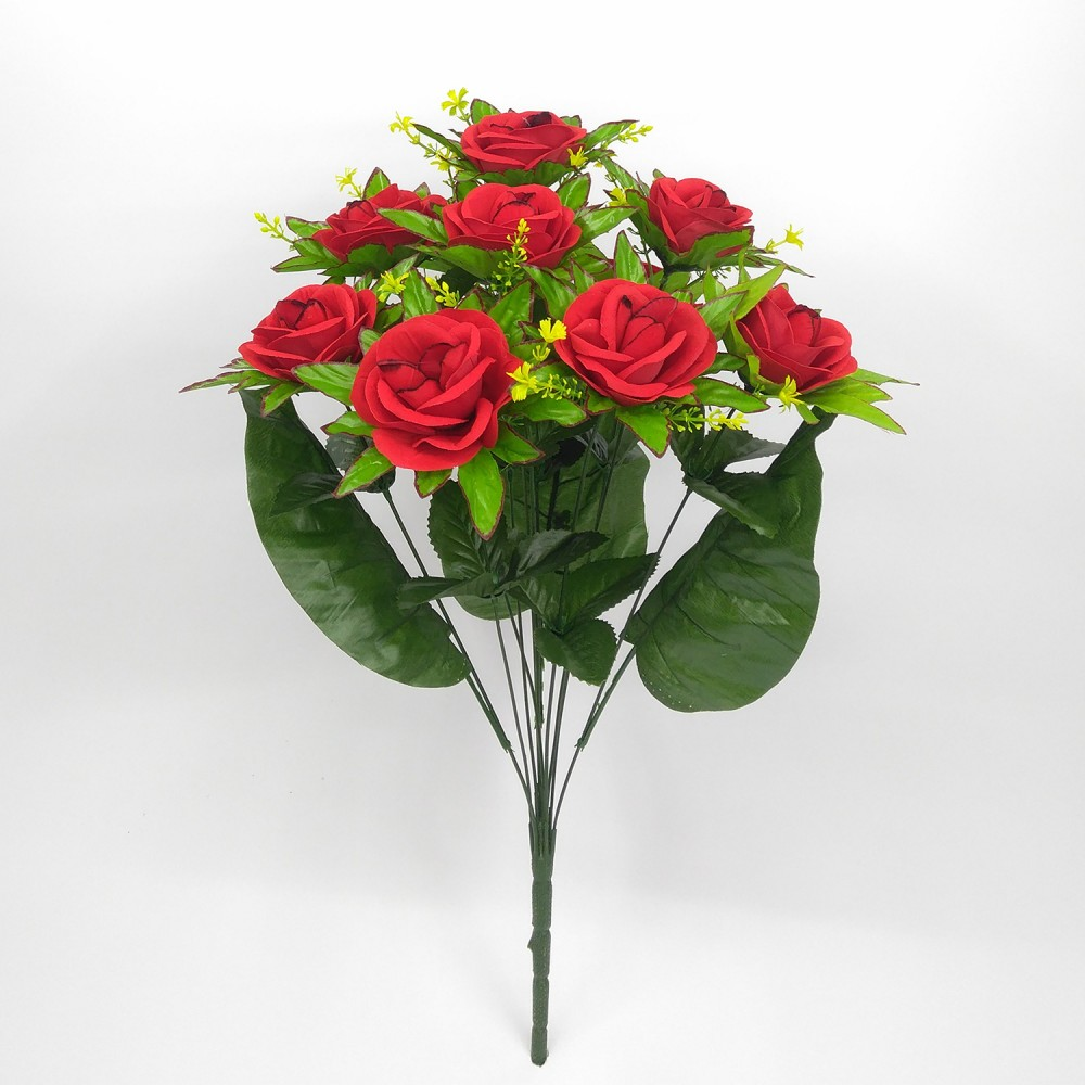 Роза бархат 11-ка Артикул: 41835