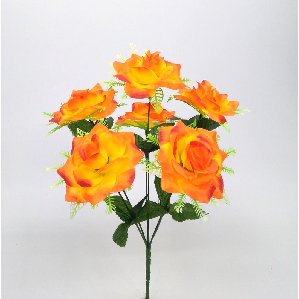 Роза корзинка 6-ка Артикул: 41495